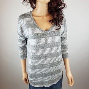 ✿❀ Market Spruce Gray Knit Top ❀✿